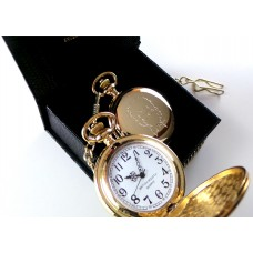 Bob Dylan Signed Pocket Watch