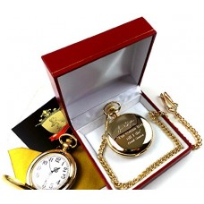 Frank Sinatra Pocket Watch With Autograph And Quote