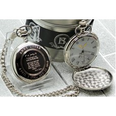 Anne Lister Gentleman Jack Pocket Watch