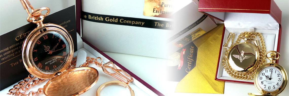 The British Gold Company Banner 2