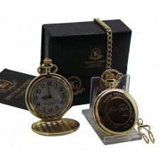 Elvis Presley Signature Pocket Watch