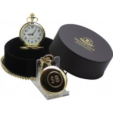 Your Name or Initials Personalised Pocket Watch
